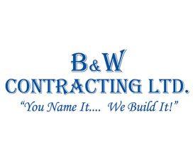 B & W Contracting Ltd