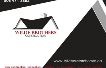 Wilde Custom Homes Inc