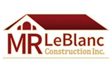 M.R. LeBlanc Construction Inc.