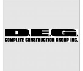 D.E.G Complete Construction Group Inc.